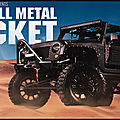 Jeep Wrangler Full <b>Metal</b> Jacket - Starwood Motors - VIDEO