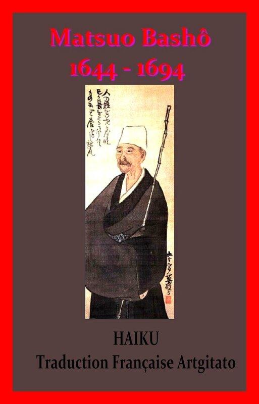 Basho par Buson Traduction Française Haiku période Edo Artgitato