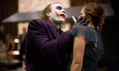 Heath Ledger et Maggie Gyllenhaal