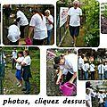 Quartier Drouot-Barbanègre - Ça jardine fort à la journée citoyenne...