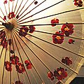 Traditional Umbrellas in <b>Beijing</b>