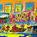 Les merveilleux musées du peintre Hujac
