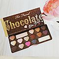 Palette <b>Chocolate</b> Bonbons de Too Faced