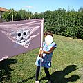 Drapeau <b>pirate</b>
