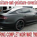 <b>Audi</b> <b>A5</b> <b>noir</b> <b>mat</b>, <b>Audi</b> <b>A5</b> <b>noir</b> <b>mat</b> , <b>Audi</b> <b>A5</b> covering <b>noir</b> <b>mat</b>, <b>Audi</b> <b>A5</b> peinture <b>noir</b> <b>mat</b>, <b>Audi</b> <b>A5</b> <b>noir</b> <b>mat</b>