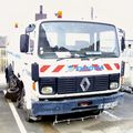 RENAULT + <b>Balayeuse</b> EUROVOIRIE