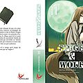 [Cover Reveal] Spice & Wolf T2   Sword Art Online T3