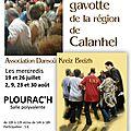Gavotte de la région de Calanhel