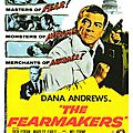 LA <b>CIBLE</b> PARFAITE (The Fearmakers). Jacques Tourneur