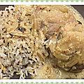 <b>Poulet</b> saveur orientale - Cookéo