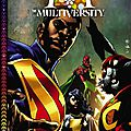 <b>Pack</b> VO : The Multiversity
