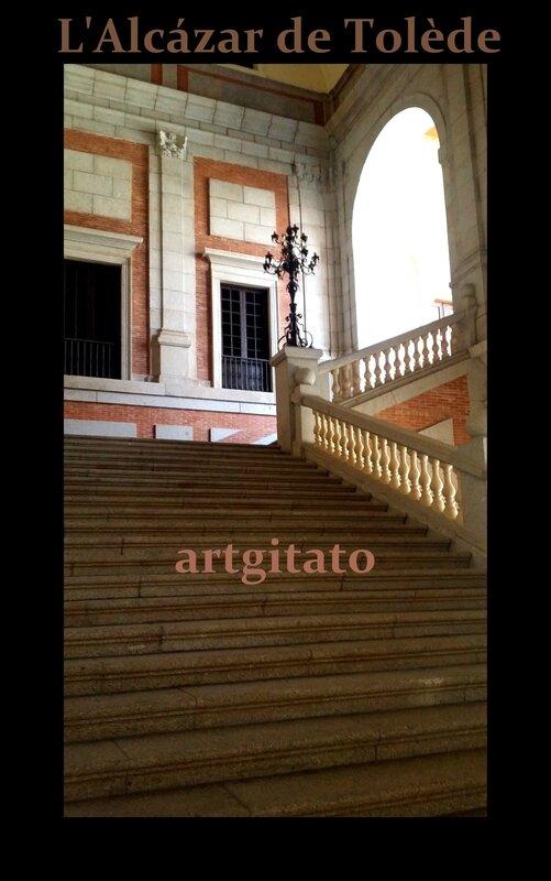 Alcázar de Tolède Alcázar Toledo Artgitato 12