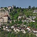 Rocamadour (<b>lot</b>)