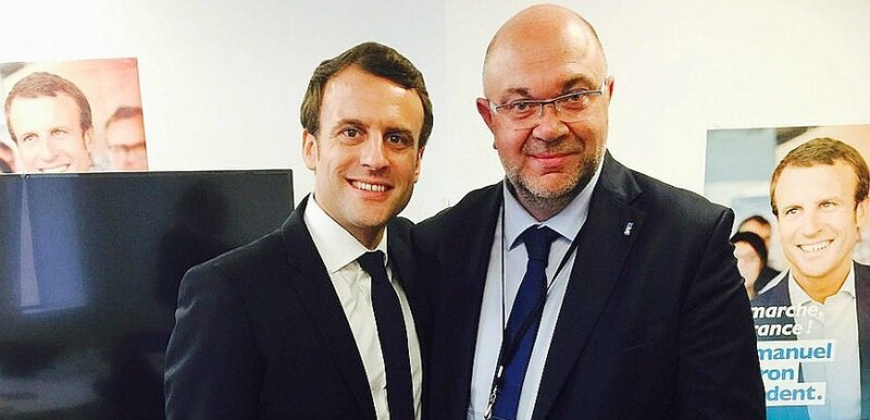 Avec Stéphane, l'agriculture normande et française va totalement de TRAVERT