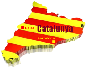 Catalogne (Carte)