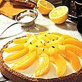 Biscuit de <b>Savoie</b> aux mangues