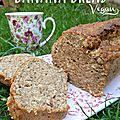 Banana Bread { Vegan }