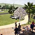 l'Ecoparc du Val de Sée, le futur centre de reconditionnement de smartphones et campus de la société Remade