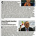 Les principaux protagonistes du bras de fer entre la Grèce et ses créanciers