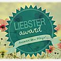 LIEBSTERS <b>AWARDS</b>...