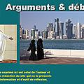 Dans l'indifférence générale, le Qatar s'apprête à prendre la tête de l'Unesco !!