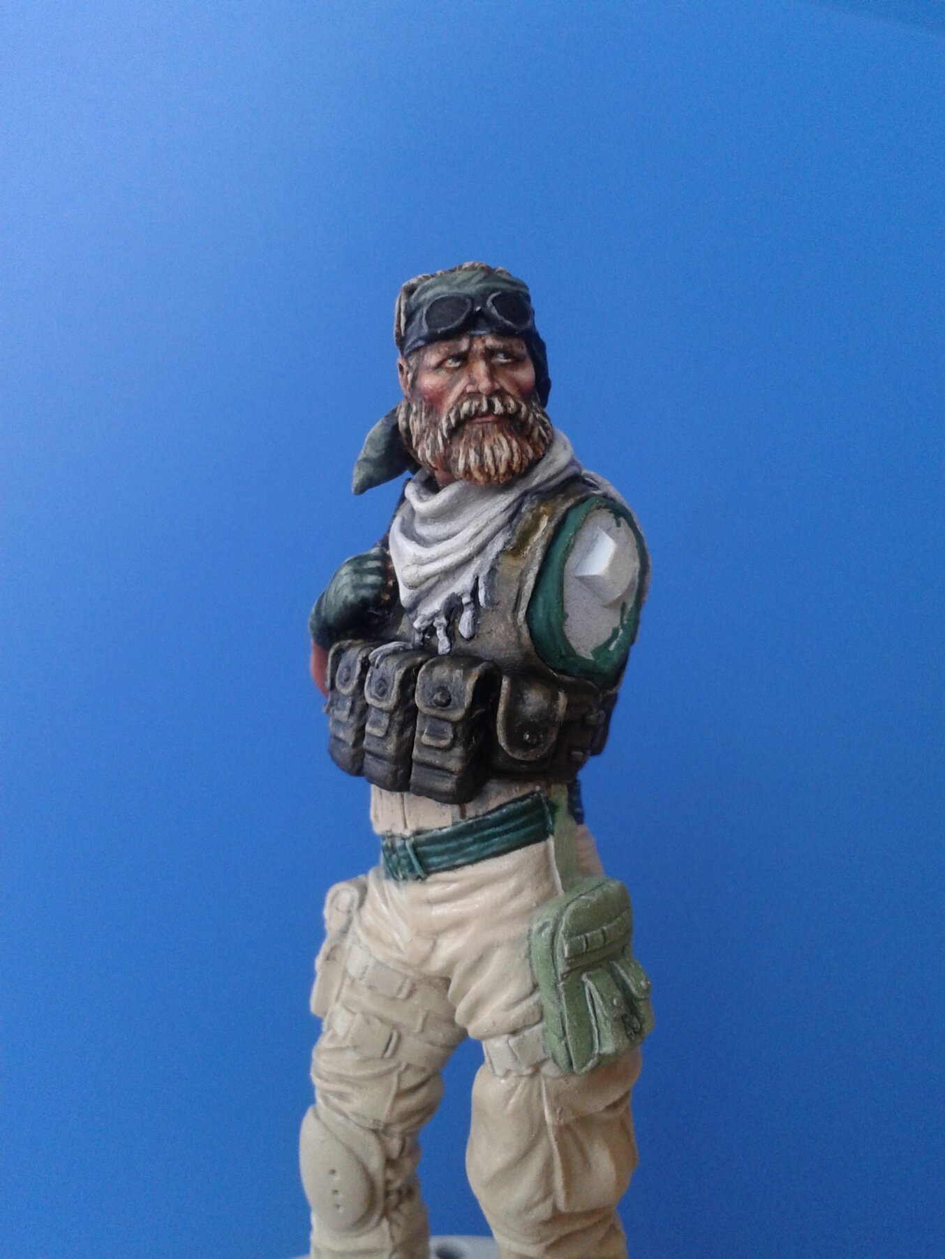 Green Beret-knight models TERMINE 103965541_o