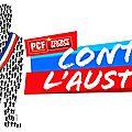 Front de Gauche du Canton d'Arpajon - Cantonales 2015