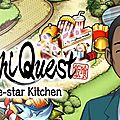 Meshi Quest: Five-Star Kitchen : un jeu de gestion culinaire addictif