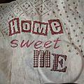 <b>Sal</b> Home Sweet Home de Lilipoints