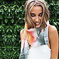 Découvrez des <b>modèles</b> gratuits tricotés avec la laine LANAS STOP