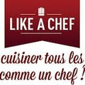✿⊱╮ #Concours LikeaChef