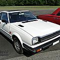 <b>Honda</b> Prelude 1978-1980