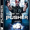 Concours Pusher : 3 DVD d'un film explosif à gagner!!!