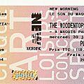 Woodentops - Mercredi 30 Janvier 2008 - <b>New</b> <b>Morning</b> (Paris)