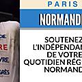 IL FAUT SAUVER PARIS-NORMANDIE