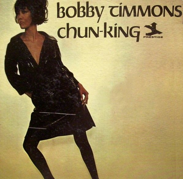 bobby timmons - chun-king (sleeve art)