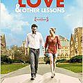 Concours Univers Ciné février : des codes à gagner pour Sils Maria et Love & others Lessons
