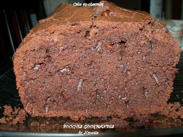 cake au chocolat de julie andrieu recette
