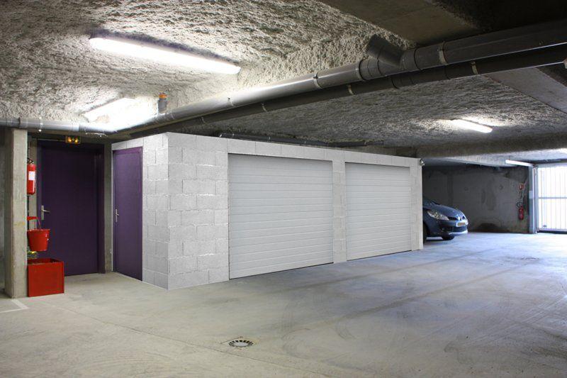 cloisonnement parking sous sol cloisons m talliques ou en. Black Bedroom Furniture Sets. Home Design Ideas