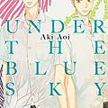 Under the <b>blue</b> sky - Aki Aoi ( /!\ SPOIL /!\ Mais c'est pratiquement impossible de faire autrement)