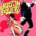 Austin Powers, la Trilogie