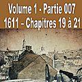 007-Relations des Jésuites-Volume 1-1611-chapitres 19 à 21