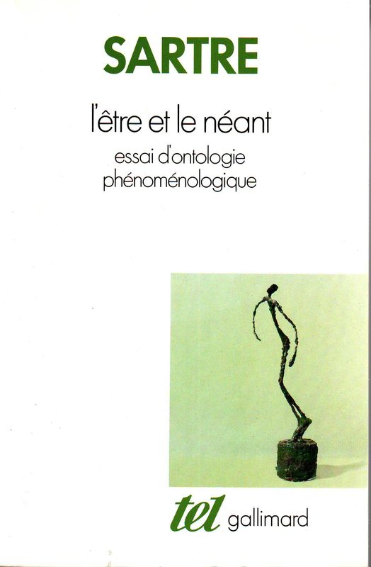 Dissertation Sur Jean Paul Sartre