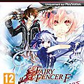 Test : Fairy Fencer F