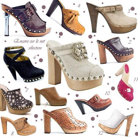 Chaussures - Ils Et Leurs Mules TYote