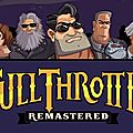 Le jeu Full Throttle Remastered est dispo sur <b>iOS</b>