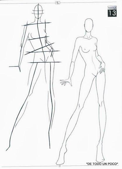 54. Своими руками (HandMade, дизайн, творчество). рукоделие. Шаблоны для рисования фэшн-эскизов. Понравилась запись