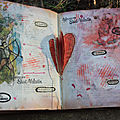 <b>ART</b> <b>JOURNAL</b> : SAINT-VALENTIN