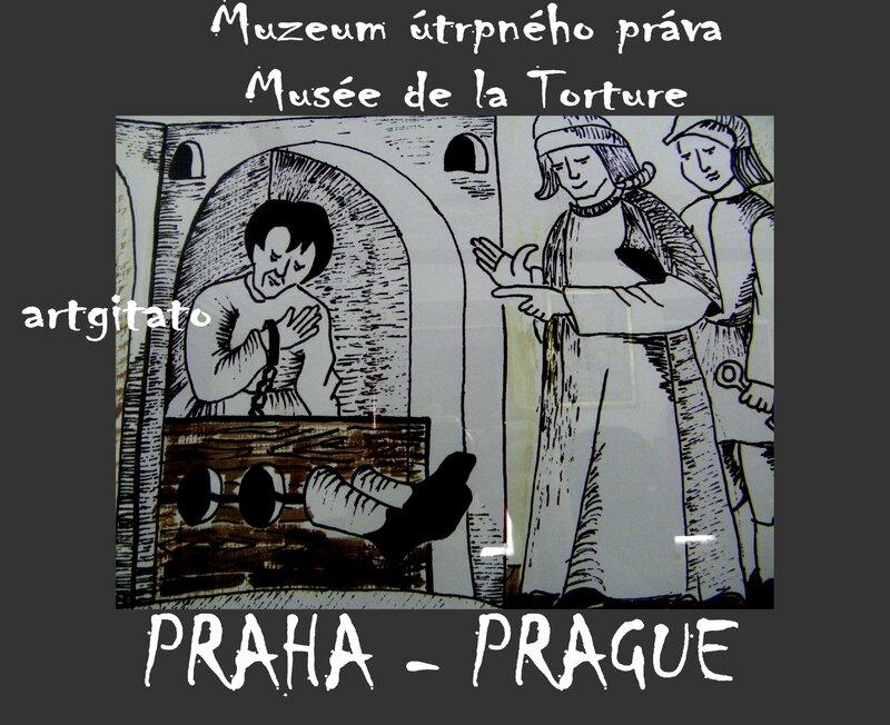 prague-musee-de-la-torture Artgitato 3 Muzeum útrpného práva Museum of Medieval Torture1
