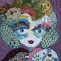 Portraits textiles